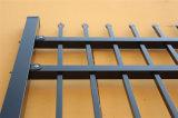 da segurança padrão da parte superior da lança de 2.25m x de 2.35m Austrália painel de aço da cerca (XMS14)