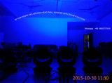 Efecto de teñido LED 36 * 3W 4in1 LED Cabeza móvil Wash Light (HL-005YS)