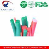 Courroie ronde solide d'unité centrale de polyuréthane lisse