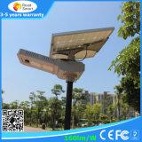 De nieuwe nh-80 Zonnepanelen kunnen Aangepaste, Goede LEIDENE van de Helderheid ZonneStraatlantaarn zijn