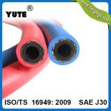 Tuyaux d'air en caoutchouc industriels à haute pression d'approvisionnement de fabrication 1/4