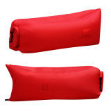Outdoor Nylon Fabric Inflável Hangout Portable Air Bag Sofa Lounger