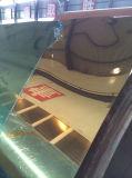 De Rolling Spiegel beëindigt Rol 1060 van het Aluminium voor de Decoratie van het Plafond
