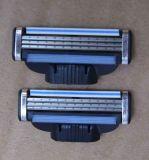 Heißer Verkauf, der Rasiermesser für Gillette-Mach 3 im ursprünglichen Zählimpuls des Kasten-8 mit freiem Griff rasiert