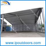 Festzelt-Ereignis-Projekt-Zelt der Qualitäts-10m im Freienmit Glaswand