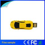 Vara relativa à promoção 8GB do USB da forma do carro de metal do presente com logotipo livre