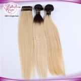 8A волосы цвета европейских человеческих волос цвета 613 прямые белокурые