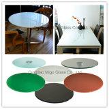 Het Glas van de Bovenkant van de Lijst van het Glas van /Furniture van het Glas van de Druk van de rol