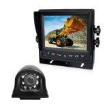 Câmera impermeável do barramento/caminhão da visão noturna do IR para CCD 12V da vista traseira/vista lateral
