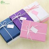 Rectángulos de regalo de empaquetado del regalo del papel especial (KG-PX085)