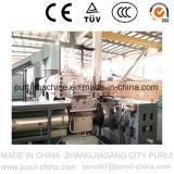 Reciclaje de la máquina de granulación de la granulación del desecho de la película