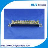 Медный терминальный блок, латунный электрический соединитель
