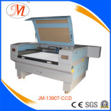 De normale Met maat Machine van de Laser maar met Hoge Macht (JM-1390t-CCD)