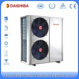 Inverter-Wärmepumpe für das Haus-Heizung, Abkühlen und Dusche