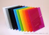 Venceva 색깔 PVB 박판으로 만들어진 유리