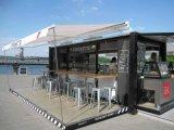 De mobiele Winkel van de Koffie