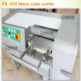 鶏/アヒル/ポーク肉Dicerのさいの目に切られた肉打抜き機(FX-350)
