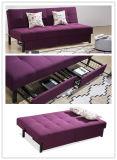 Base di sofà delle due sedi con il cassetto memoria/due sotto
