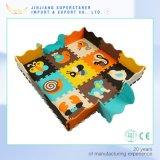 Tapis de jouet EVA Play pour enfants, tapis de craquage éducatif avec impression animale