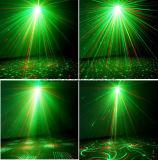 Multi luce laser all'ingrosso 4 di colore in 1 indicatore luminoso della discoteca del laser della luce laser del giocatore di MP3 di effetto mini con telecomando