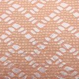 Tessuto africano del merletto del nuovo di modo 2017 di Tulle del merletto tessuto africano del merletto