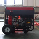 Bisonte (Cina) BS7500dce (H) Ce di 6kw 6kVA ha certificato da 1 anno la piccola MOQ saldatrice diesel del generatore della garanzia
