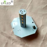 Amber LED Strobe Beacons Light com 9 LEDs 10-110VDC Forklifts