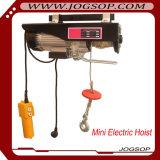 Суспендировать миниую электрическую лебедку