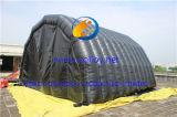 Tampa estranha inflável móvel