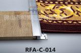 アルミニウム贅沢なカーペットのアクセサリのドア棒カバーストリップ