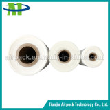 Película protetora de embalagem do coxim de ar dos materiais
