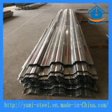 L'acciaio ha galvanizzato lo strato aperto di Decking del pavimento dei travetti ondulati del metallo