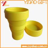 Förderung-heißes Verkaufs-Silikon Traval Becher-Silikonportable-Cup