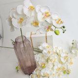 装飾のための熱い販売の人工花の蘭の芸術