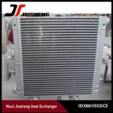 Post-refroidisseur en aluminium de compresseur d'OEM pour le couche-point d'Ingersoll