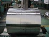 Bobine en aluminium et aluminium en finition à la construction