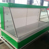 Ferntyp Geräten-beinahe hoher Bildschirmanzeige-Kühlraum-Schaukasten
