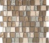Плитка мозаики более низкого цены стеклянная для украшать
