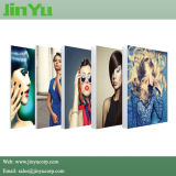33mm Depth Single Side Frameless Fabric LED Light Box