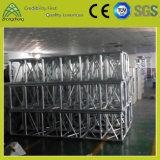 De Prestaties van het stadium tonen de Zilverachtige Vierkante Bundel van de Bout van het Aluminium van het Type van Schroef