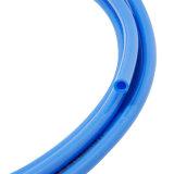 Gerades PU-pneumatisches Luft-Schlauch-/Wetterlutte-/der Luftröhren-8*5 Hochdruckblau