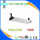 Philips-bessere Qualität 140lm/W 50W 300W Meanwell zum linearen hohen Bucht-Licht des Fahrer-LED