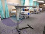 Tabela Desktop de madeira do hospital do MDF AG-Obt015 sobre a base