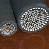 Tubo flessibile di ceramica della gomma dell'impianto idraulico di resistenza ad alta pressione flessibile di Customed