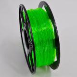 Filamentos de la impresora TPU de la muestra libre 3D para la impresión 3D