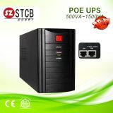 Резервный UPS 500va-1500va конструированный для переключателя Poe с портом Poe