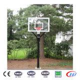 Stand résidentiel de basket-ball de dans-Prise de masse réglable en gros de hauteur pour le club d'allée