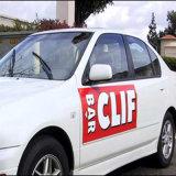 Стикер магнита тела автомобиля напольный рекламировать