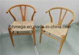현대 대중음식점 착석 가구 나무로 되는 다방 의자 (FOH-CXSC07)