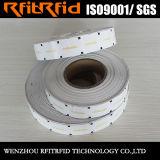 De UHF Hittebestendige Etiketten RFID van het Geschikt om gedrukt te worden Bewijs van de Bui